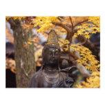 Asia, Japón, Buda Tarjetas Postales