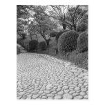 Asia, Japón, Hiroshima. Shukkei, jardín del en Postales