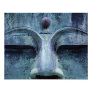 Asia, Japón, Kamakura, templo de Kotokuji, grande Poster