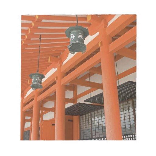 Asia, Japón, Kyoto, capilla de Heian Bloc