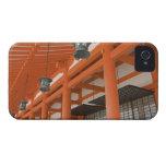 Asia, Japón, Kyoto, capilla de Heian iPhone 4 Case-Mate Carcasa