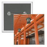 Asia, Japón, Kyoto, capilla de Heian Pin Cuadrado
