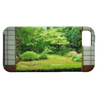 Asia, Japón, Kyoto. Jardín 2 del zen iPhone 5 Case-Mate Cobertura