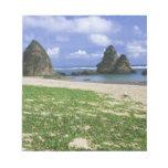 Asia, Japón, Okinawa, costa costa de Yambaru, mar Libretas Para Notas