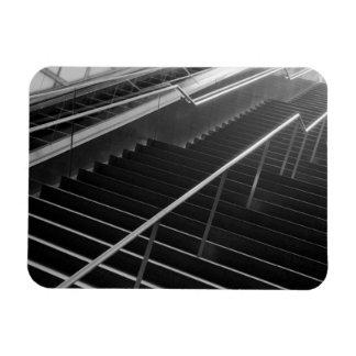 Asia, Japón, Tokio. Escaleras, International 2 de  Iman De Vinilo