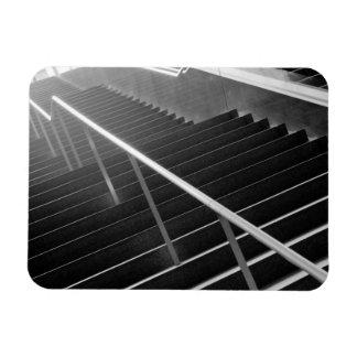 Asia, Japón, Tokio. Escaleras, International 3 de  Imán Flexible