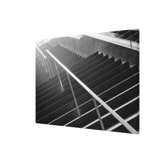 Asia, Japón, Tokio. Escaleras, International 3 de  Lona Estirada Galerías