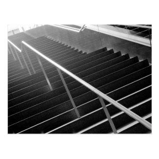 Asia, Japón, Tokio. Escaleras, International 3 de Postal