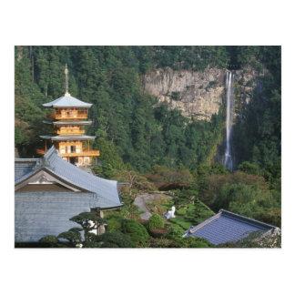 Asia, Japón, Wakayama, Katsuura, Kumano Nachi Postales