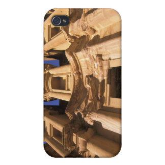 Asia, Jordan, Petra. El Deir, The Monastery. iPhone 4/4S Cases
