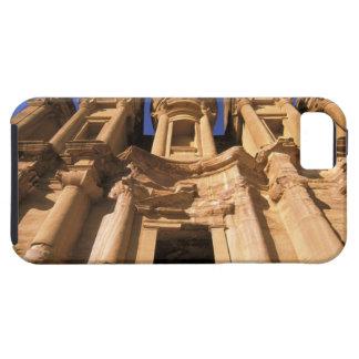 Asia, Jordan, Petra. El Deir, The Monastery. iPhone SE/5/5s Case