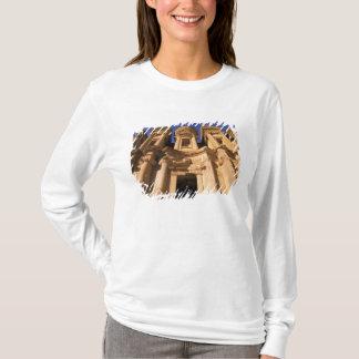Asia, Jordan, Petra. El Deir, The Monastery. T-Shirt