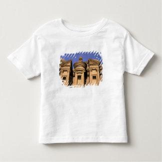 Asia, Jordania, Petra. EL Deir, el monasterio. 2 Playera De Bebé