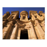 Asia, Jordania, Petra. EL Deir, el monasterio Tarjetas Postales