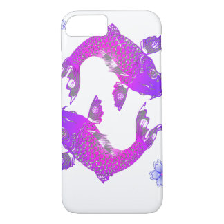 Asia Koi Fish iPhone 8/7 Case