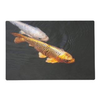 Asia Koi Fish Placemat