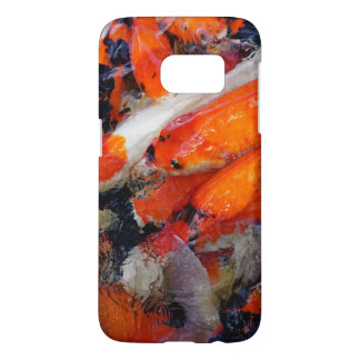 Asia Koi Fish Samsung Galaxy S7 Case