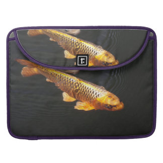 Asia Koi Fish Sleeve For MacBook Pro