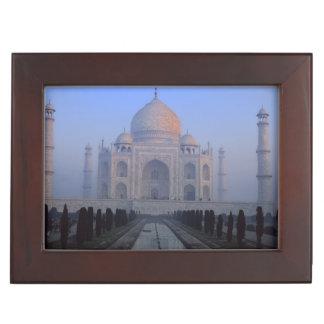 Asia; La India; Agra. El Taj Mahal. Caja De Recuerdos