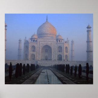 Asia La India Agra El Taj Mahal Posters