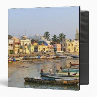 "Asia, la India, Tamil Nadu, Kanniyakumari Carpeta 1 1/2"""