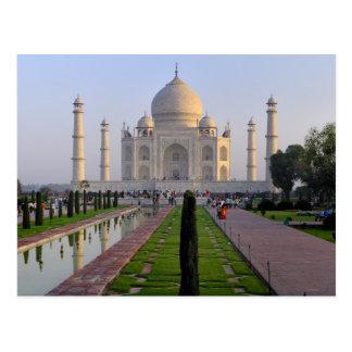 Asia, la India, Uttar Pradesh, Agra. El Taj 3 Postal