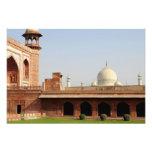 Asia, la India, Uttar Pradesh, Agra. El Taj 4 Cojinete