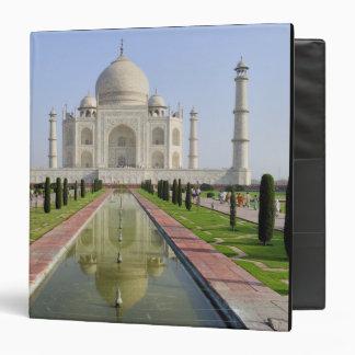 """Asia, la India, Uttar Pradesh, Agra. El Taj 5 Carpeta 1 1/2"""""""