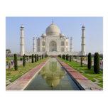 Asia, la India, Uttar Pradesh, Agra. El Taj 5 Postales