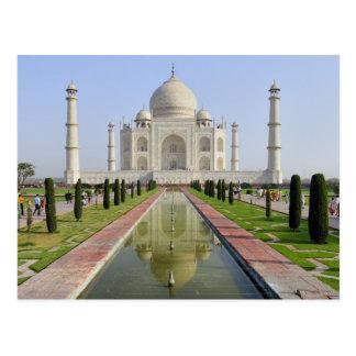 Asia, la India, Uttar Pradesh, Agra. El Taj 5 Tarjeta Postal