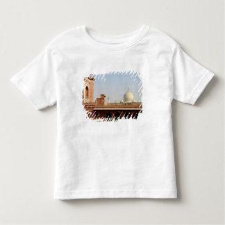 Asia, la India, Uttar Pradesh, Agra. El Taj 6 Playera De Bebé