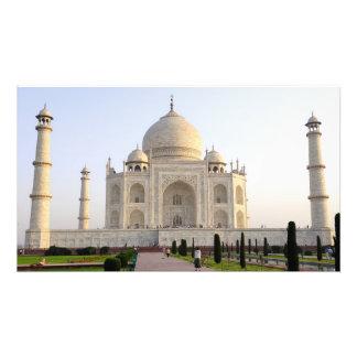 Asia la India Uttar Pradesh Agra El Taj 8 Impresión Fotográfica