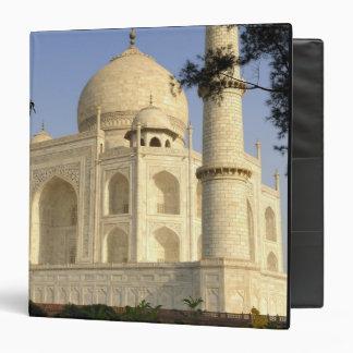 """Asia, la India, Uttar Pradesh, Agra. El Taj Carpeta 1 1/2"""""""