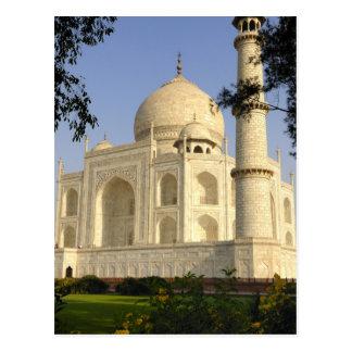 Asia, la India, Uttar Pradesh, Agra. El Taj Tarjetas Postales
