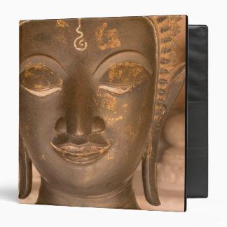 Asia, Laos, Vientiane, Bronze sculpture at Wat Binder