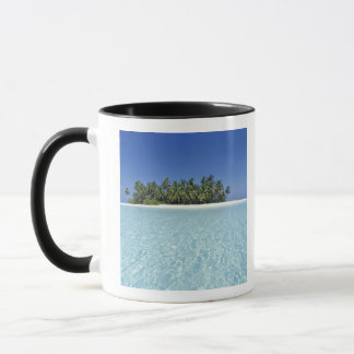 ASIA, Maldives, Ari Atoll, Uninhabited Mug