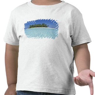 ASIA, Maldives, Ari Atoll, Uninhabited T Shirts