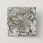 Asia Map by Stieler Button