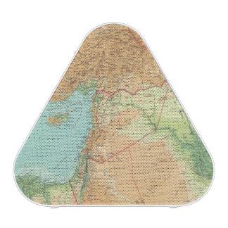 Asia Menor, Siria y Mesopotamia Altavoz Bluetooth