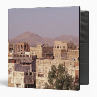 Asia, Middle East, Republic of Yemen, Sana'a. Binder