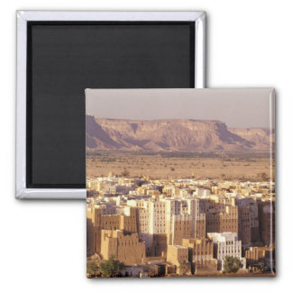 Asia, Middle East, Republic of Yemen. Shibam Magnet