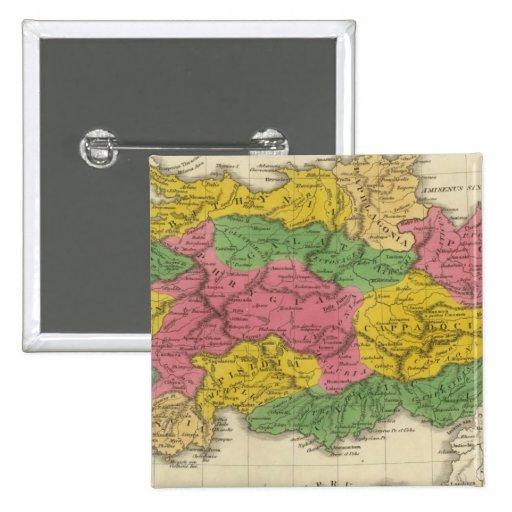 Asia Minor Antiqua Pinback Button