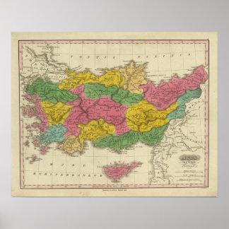 Asia Minor Antiqua Poster