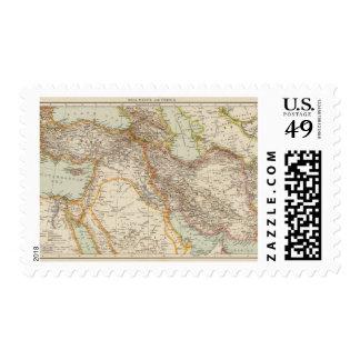 Asia Minor, Persia Postage Stamp