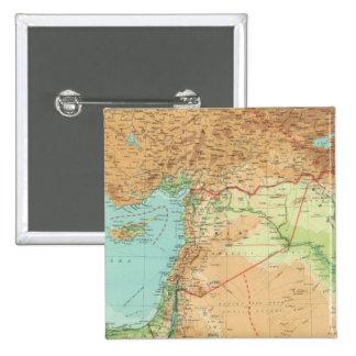 Asia Minor, Syria & Mesopotamia Button
