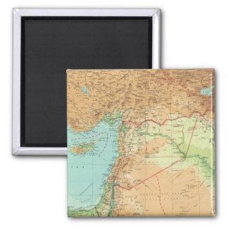 Asia Minor, Syria & Mesopotamia Magnet