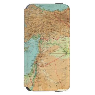 Asia Minor, Syria & Mesopotamia Incipio Watson™ iPhone 6 Wallet Case