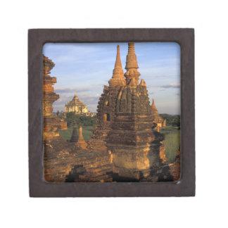 Asia, Myanmar, Bagan. Templos antiguos y Cajas De Regalo De Calidad