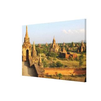 Asia, Myanmar (Birmania), Bagan (Pagan). Diverso Lona Envuelta Para Galerias