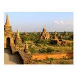 Asia, Myanmar (Birmania), Bagan (Pagan). Diverso Tarjeta Postal